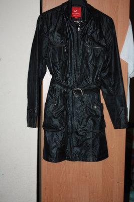 Модный стильный плащ-тренч ф.ICe COlors р-L 40 -48 в отличном состоянии
