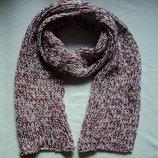 Вязанный шарф