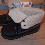 Термо-Ботинки Chicco 32.33,34 размеры