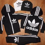 Спортивный Костюм Adidas для мальчика, Рост 74-122 см