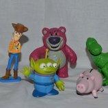 Набор фигурок игрушек Toy Story той стори история игрушек Дисней Disney