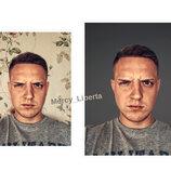 Цифровая картина, портрет. Фотошоп услуга.