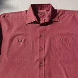 JeremiS. Мужская рубажка с коротким рукавом.