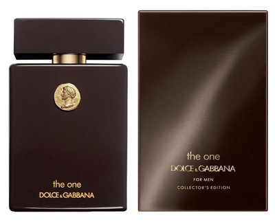 Голландия Dolce & Gabbana The One for Men Collector's edition