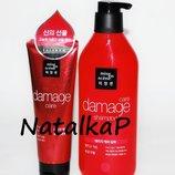 Шампунь, бальзам, маска для поврежденных волос Mise en Scene Damage Care
