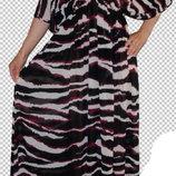 Эффектное платье H&M р-р Универсал