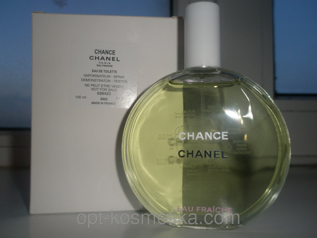12b7153bca76 Chanel Chance Eau Fraiche,тестер 100 мл для женщин  550 грн - духи,  парфюмированная вода chanel в Харькове, объявление №7846486 Клубок (ранее  Клумба)