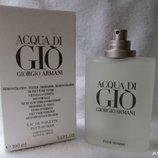 Giorgio Armani Acqua Di Gio pour homme 100 мл тестер для мужчин