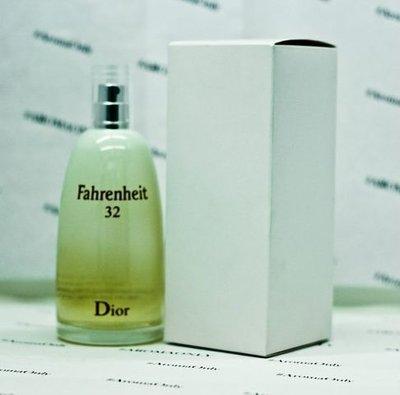 Christian Dior Fahrenheit 32 100 мл тестер для мужчин 500 грн