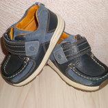 Туфли, полуботинки Clarks р.22-23