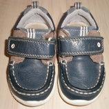 Туфли, полуботинки Clarks р.20-21