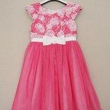 Платье детское нарядное, Сша, код 2714