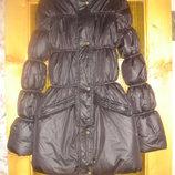 Новая курточка-пуховик Laura di Sarpi