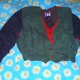 Куртка ветровка жакет пиджак