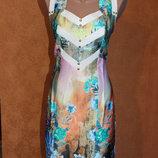 Красивое нарядное платье по фигуре, р. 42-44, 44-46, 46-48 распродажа