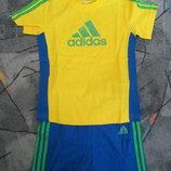 Спортивный костюм ADIDAS SET FBALL F49636 размеры 86.