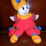 Мягкая игрушка клоун