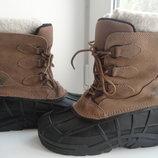 Унисекс.зимние ботинки Kamik.Раз.36