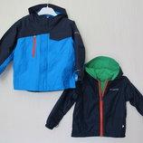 Новая фирменная зимняя куртка Columbia 3 в 1. Разм.3Т. Оригинал