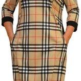 Шикарное платье качество р56-58