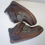 ботинки демисезонные Clarks р.4 G стелька 13 см