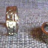 Кольца calvin klein