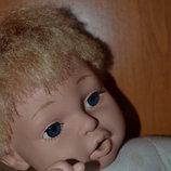 Большая коллекционная кукла куколка пупс 50см ребенок