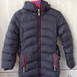 Куртка-пуховик 146р.