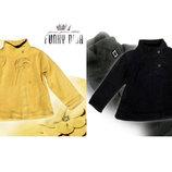 Пальто пиджак демисезонное для девочек 3-7 лет, бренд Funky Diva Англия