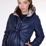Куртка для беременных двухсторонняя, демисезонная. Бесплатная доставка