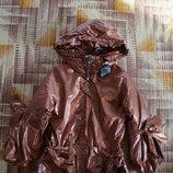 Распродажа Демисезонные курточки для девочек