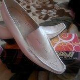 Туфли женские новые 40-41рр, обмен
