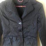 Пиджак атласный в школу, обмен