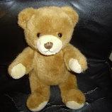 шикарный мягкий шарнирный Мишка Медведь винтаж Ebo pluschtiere Германия рычалка