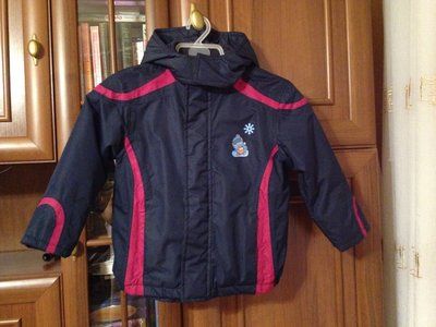Куртка деми Impidimpi,р.98-104,состояние новой