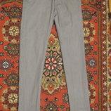 Легкие узкие брюки цвета койот Denim cO. Ангглия. 30/34.