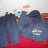 Amadeo,курточка и комбинезон, комплект на парня 3-4 года