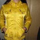 куртка девочке осень-весна очень красивая