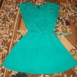 Платье сарафан Basic H&M р. L
