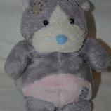 Друг мишки тедди My blue nose friends Carte Blanche хомяк хомячек