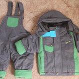 Комбинезон с курткой разные расцветки
