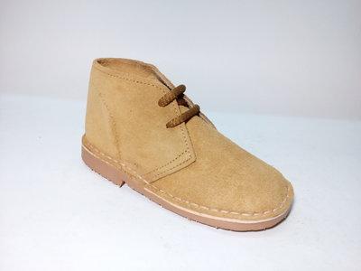 Замшевые ботинки для детей. Производитель Испания