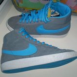 кроссовки Nike оригинал,Китай р.38.5 ,стелька 24 см