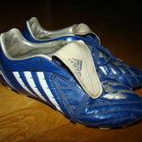 Копы, бутсы, кроссовки для футбола Adidas р.5 38 23,5 см по стельке