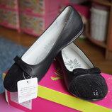 Туфли ортопедические для девочки новые чёрные размер 32