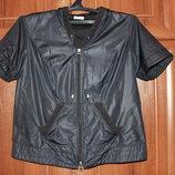 Модная спортивная курточка 50-54 размера