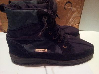 зимние женские ботинкиБ.У