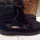 прочные зимние ботинки