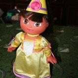 Даша-принцесса с волшебными волосами