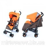 Коляска прогулочная carrello Vento CRL-1402. 4 расцветки